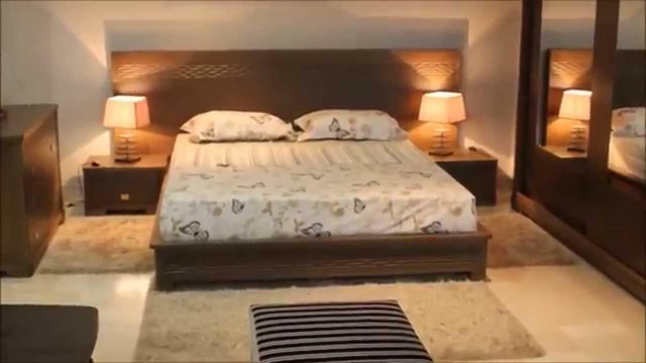 Chambre à Coucher Tunisie Prix
