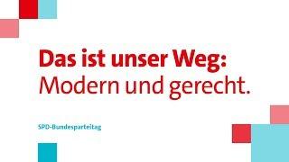 Bundesparteitag der SPD 2017