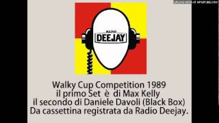 Walky Cup Competition 1989 - Max Kelly Daniele Davoli (Black Box)