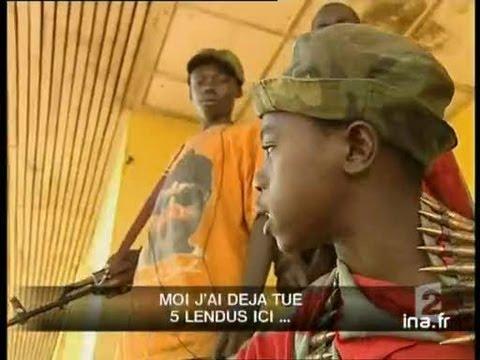 [Enfants soldats au Congo]