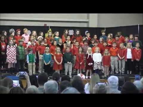 Salisbury Academy Christmas Extravaganza 2014 12 18