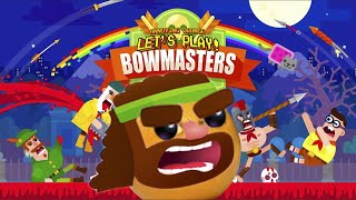 Annoying Orange Plays - Bowmasters!