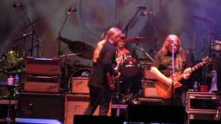 Allman Brothers - Soulshine (Wanee April 11, 2014 )