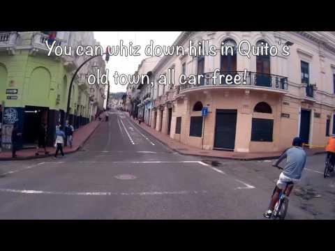 """The Sunday Bike Ride in Quito, Ecuador: """"Ciclopaseo"""""""