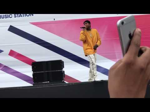 Tyga - Wireless (London) 2017