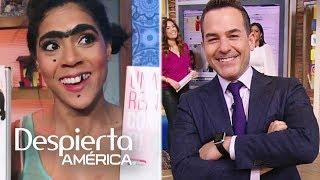 Baixar Carlos Calderón no descarta tener un tórrido romance con Mela la Melaza