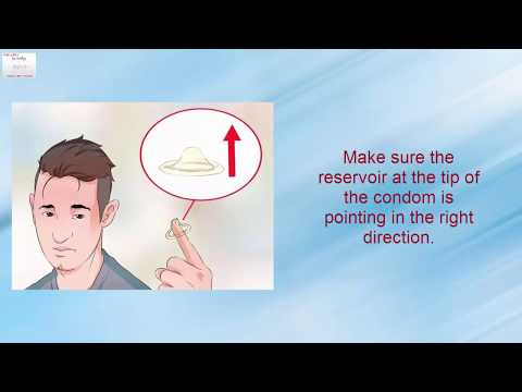 How To Use Male Condom Correctly Step By Step Video
