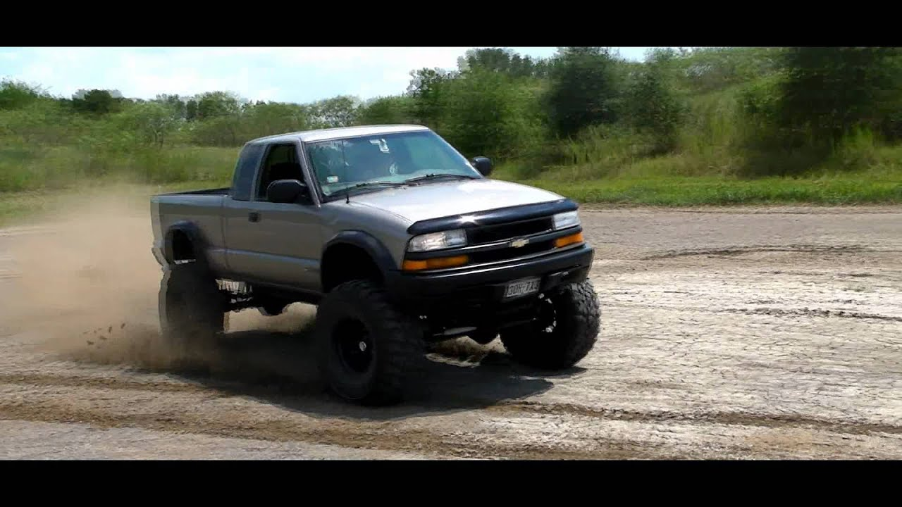 Chevy S10 ZR2 Commercial - YouTube