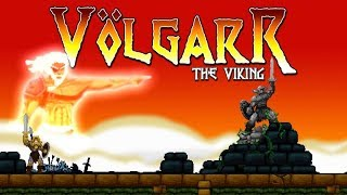 Volgarr the Viking (Switch) First 12 Minutes on Nintendo Switch - First Look - Gameplay