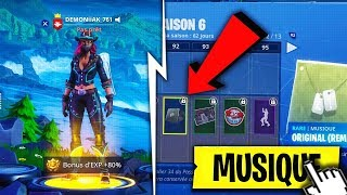 OBTAIN FORTNITE'S MUSIC WITHOUT THE COMBAT PASSE! (Fortnite: Battle Royale)