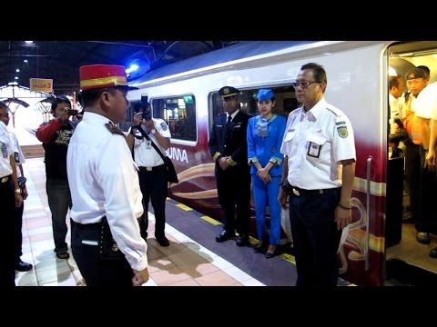 BERITA KA: Dirut PT KAI Inspeksi Persiapan Angkutan Lebaran ke Stasiun Tugu Yogyakarta