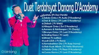 Duet Terdahsyat Danang D'Academy with Lesti, aulia, evi, Reza, charly dan judika
