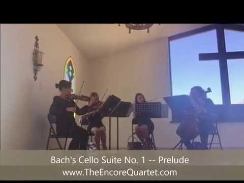 Our Music | The Encore Quartet