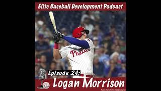 CSP Elite Baseball Development Podcast: Logan Morrison