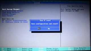 видео Как войти в биос на ноутбуке Samsung np350v5c, np355v5c, np300e5c, r525, rv511, rv520, r540, rc530, rv515