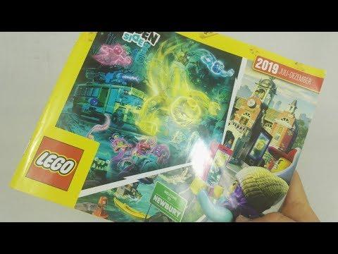 Pünktlich! | LEGO 2. Halbjahr 2019 Katalog! | Alle Neuheiten & Details