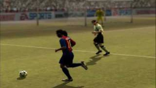 FIFA 07 Ronaldinho Flip Flap PT 2