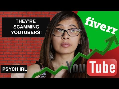 GETTING 1,000 VIEWS FROM FIVERR | YOUTUBE MARKETING SCAMS