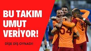 Galatasaray Lazio  Gömlek terlerse rakiplere sıkıntı  Bu takım umut veriyor  Marcao  Fatih Terim
