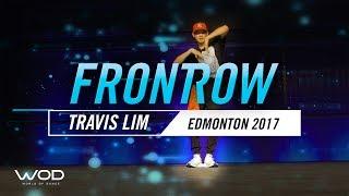 Travis Lim | FRONTROW | World Of Dance Edmonton Qualifier 2017 | #WODEDM17
