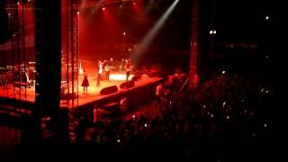 SARS  - Klinka  -  Live -  Zagreb Dom sportova velika dvorana 25.10.2014.