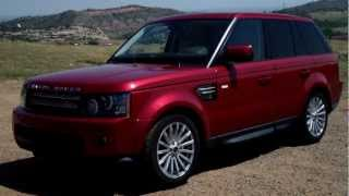 Real First Impressions Video: 2012 Range Rover Sport HSE Luxury