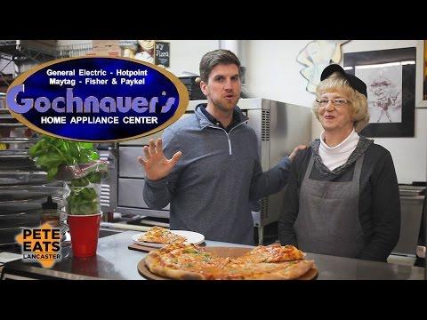 Pete Eats Lancaster - Norma's Pizza