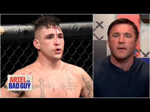 Chael Sonnen gets fired up defending Diego Sanchez
