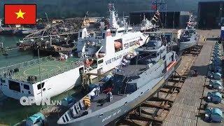 TCT Sông Thu đóng mới 60 tàu hiện đại cho an ninh quốc phòng và xuất khẩu bằng CÔNG NGHỆ CHÂU ÂU
