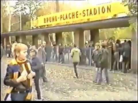 Vor dem Europapokalspiel Lok Leipzig gegen Werder Bremen