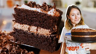 Download Chef Lena Tries 12 Of The Weirdest Chocolate Cake Recipes To Find The Perfect One Mp3 and Videos
