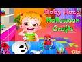 Baby Hazel Halloween Crafts Gameplay Walkthrough Game Review
