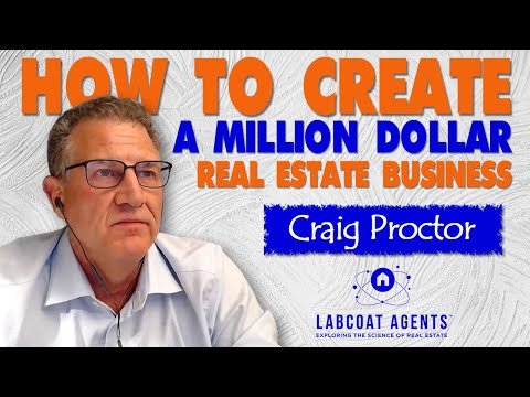 How To Create A Million Dollar Real Estate Business