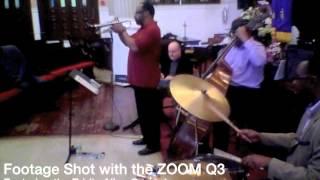 Eddie Allen x ZOOM Q3