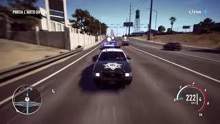 Need for Speed Payback nuova auto abbandonata della polizia + apertura 6 consegne premium