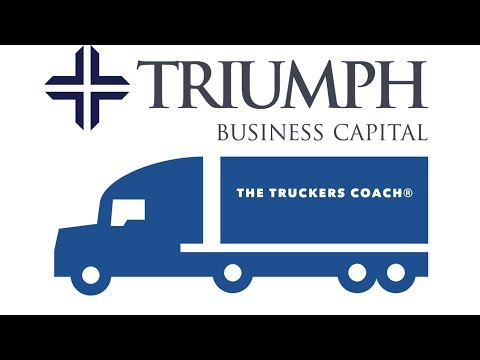 FREIGHT FACTORING: Triumph Business Capital The Freight Factoring  Company  of THE TRUCKERS COACH
