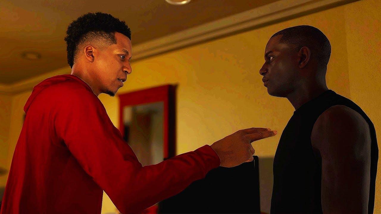 NBA 2K19 Prelude Ep 11 - The Fight & The Comeback