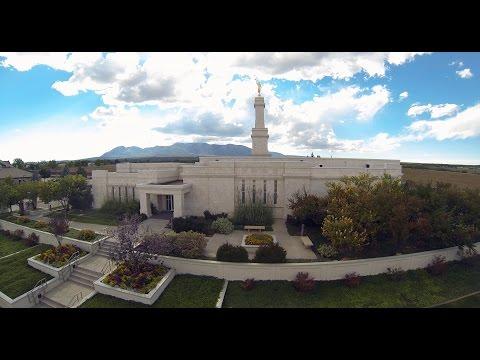 Monticello LDS (Mormon) Temple
