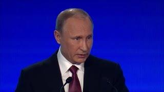 Putin über politische Gesamtlage in Deutschland (AfD) und die Wahlen in USA