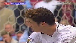 Cristiano Ronaldo Vs Aston Villa Away (15/05/2004)