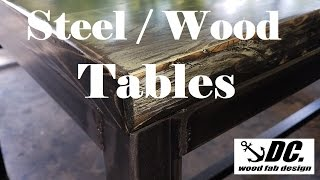Gambar cover DC. STEEL/WOOD TABLES