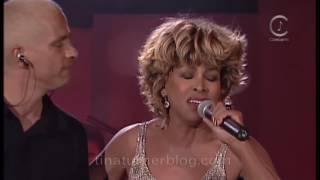 Tina Turner & Eros Ramazzotti   Cose Della Vita Live