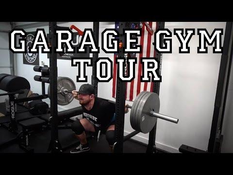 New house vlog garage gym build youtube