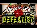 Defeatist (Hatebreed) - Fat Sam Drum Cover