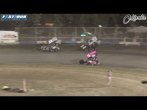 2017 California Speedweek - Plaza Park Raceway Highlights