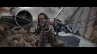 Rogue One: Meeting Chirrut and Baze