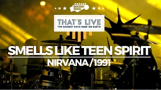 Smells Like Teen Spirit - Rockin'1000 That's Live Official thumbnail