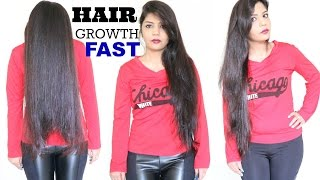 How To Grow Long Hair FAST | Hair Care Routine  | SuperPrincessjo