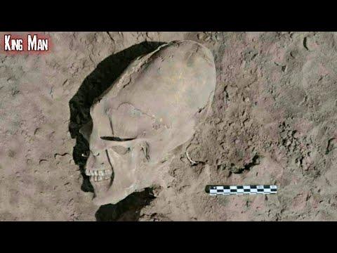 Cementerio Extraterrestre con miles de años hallado en Mexico estado de Sonora