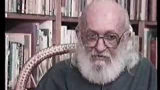 Ultima Entrevista a Paulo Freire 1° parte
